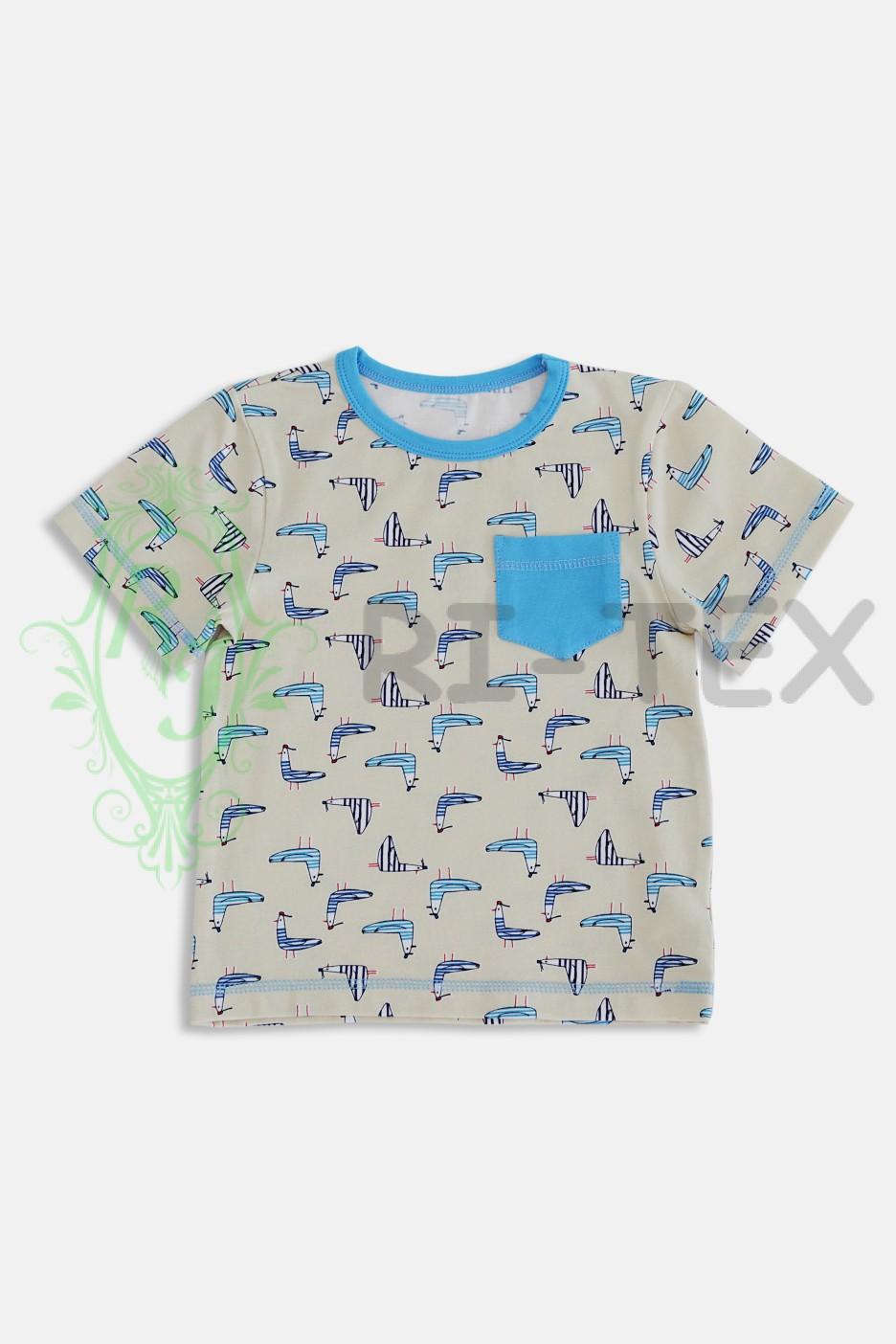 """Піжама для хлопчиків """"Бумеранги"""" М-023 (5-16 років)"""
