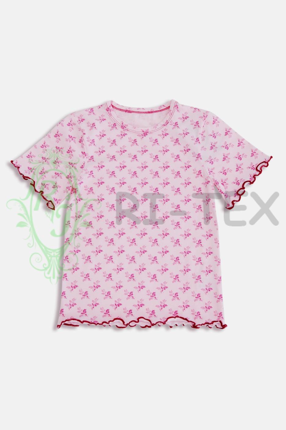 """Піжама для дівчаток """"Гілочки"""" М-029 (3-10 років)"""