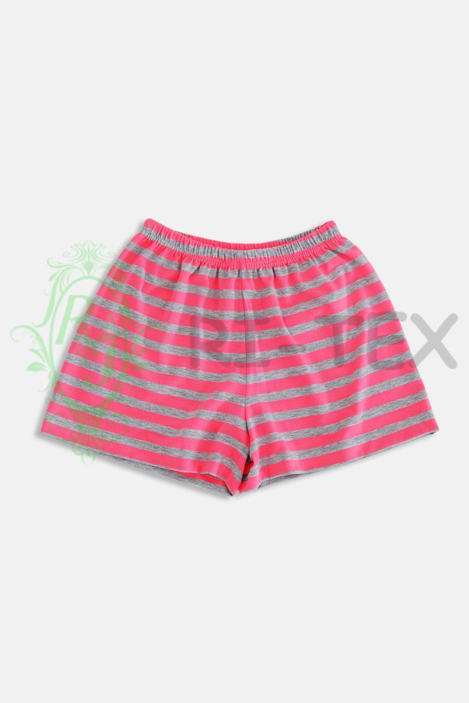 """Піжама для дівчаток """"Полоска"""" М-033 (9-16 років)"""