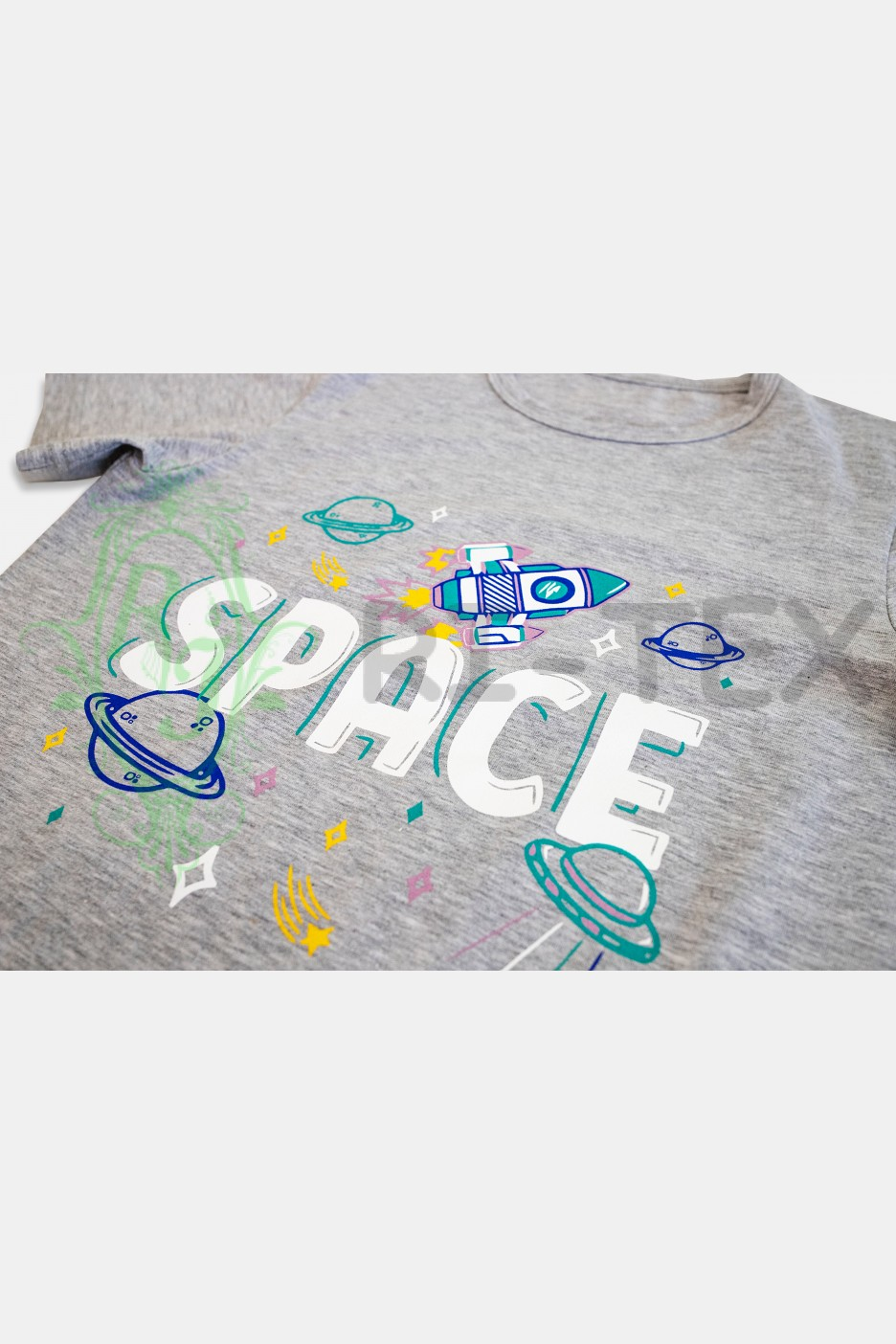 """Піжама для хлопчиків """"Космос"""" М-039 (11-16 років)"""
