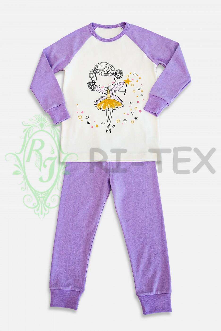 """Піжама для дівчаток """"Фея"""" М-042 (3-14 років)"""